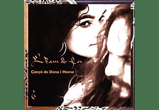 L'ham De Foc - Cançó de Dona i Home  - (CD)