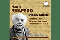 Pinkas,Sally/Hirsch,Evan - Klaviermusik [CD]