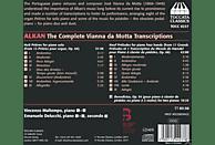 Maltempo,Vincenzo/Delucchi,Emanuele - Vianna da Motta Transkriptionen [CD]