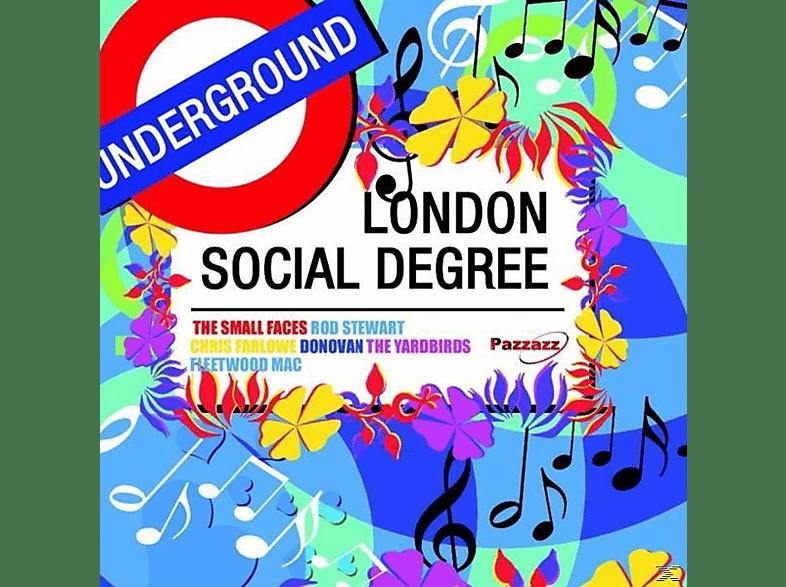 VARIOUS - London Social Degree [CD]