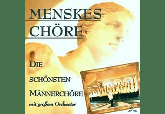 Menskes Chöre - Die Schönsten Männerchöre  - (CD)