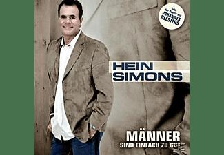 Hein Simons - Männer Sind Einfach Zu Gut  - (CD)