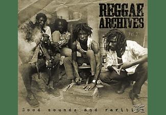 VARIOUS - Reggae Archives Vol.2  - (CD)
