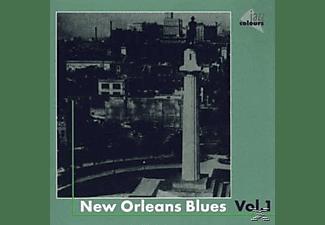 VARIOUS - New Orleans Blues Vol.1  - (CD)