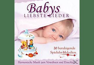 Babys Spieluhr - Babys Liebste Lieder  - (CD)