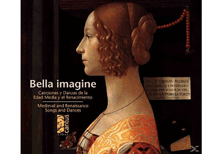 Job Boswinkel, La Reverdie, Musica Antigua - Bella Imagine, Medieval And Renaissance Songs And Dances - (CD)