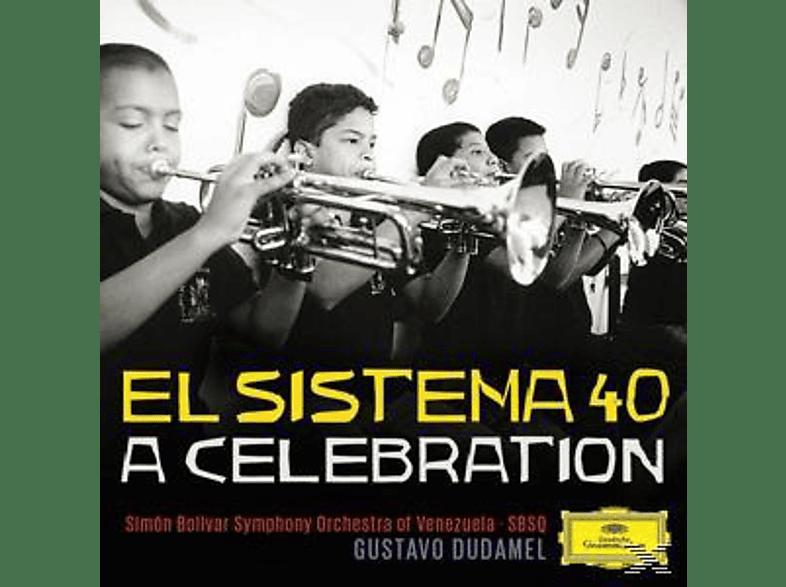Dudamel Gustavo - El Sistema 40-A Celebration [CD]