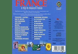 VARIOUS - Frankreich  - (CD)