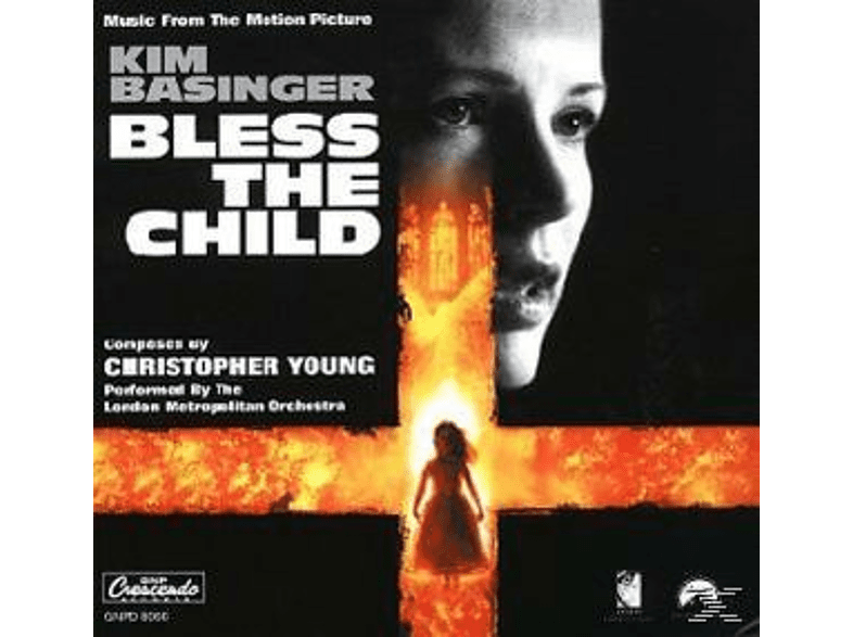 Mary Timony, The London Metropolitan Orchestra, Young Christopher - Bless The Child [CD]