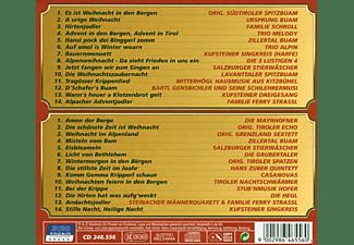 VARIOUS - Weihnacht In Den Bergen  - (CD)