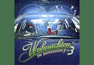 VARIOUS - Weihnachten Im Untergrund 1-3  - (CD)