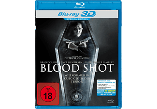 Blood Shot - (3D Blu-ray)
