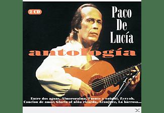 Paco de Lucía - Greatest Hits (Antologia)  - (CD)