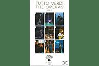 Tutto Verdi, VARIOUS - Tutto Verdi Operas Vol.1 [Blu-ray]