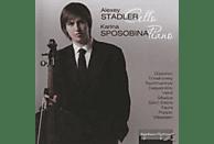 Alexey Stadler, Karina Sposobina - Works for Cello and Piano [CD]