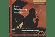 Victor Pikaizen, The Odense Symphony Orchestra - Violin Concerto [CD]