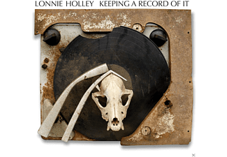 Lonnie Holley - Keeping A Record Of It  - (CD)