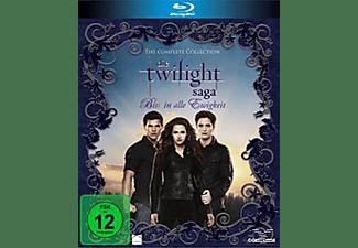 Die Twilight Saga - Bis(s) in alle Ewigkeit (The Complete Collection) Blu-ray