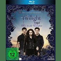 Die Twilight Saga - Bis(s) in alle Ewigkeit (The Complete Collection) [Blu-ray]