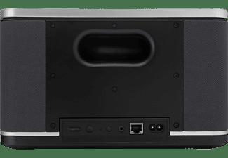 LENCO Playlink 6 Dockingstation App-steuerbar, Ja, Schwarz