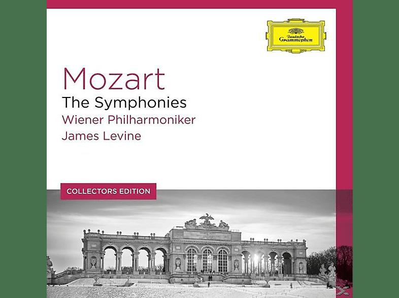 James/wp Levine - Mozart-Sämtliche Sinfonien (Collectors Edition) [CD]