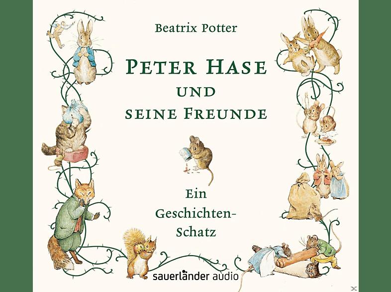 Peter Hase und seine Freunde: Ein Geschichten-Schatz - (CD)