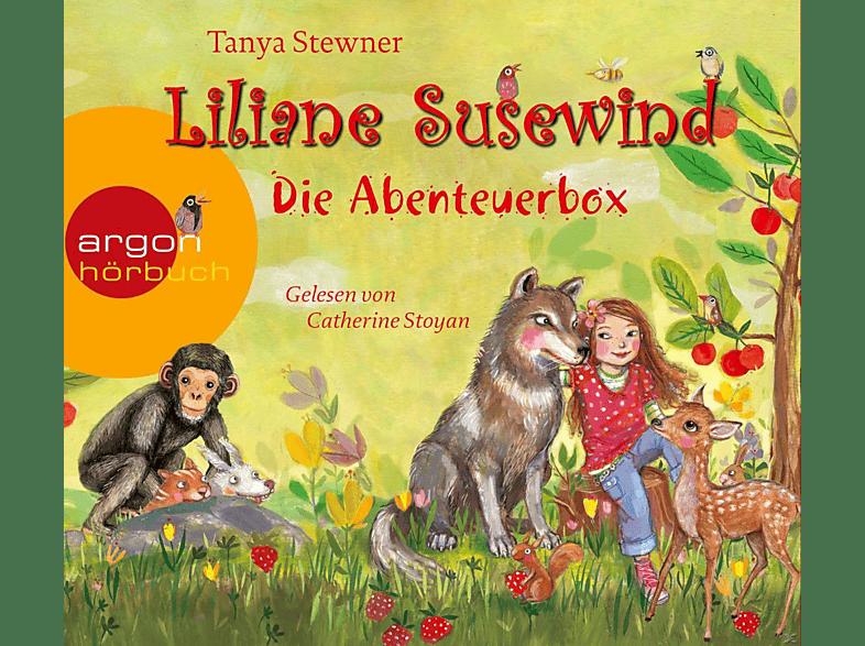 Liliane Susewind – Die Abenteuerbox - (CD)