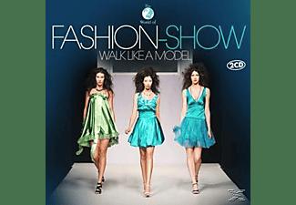 VARIOUS - Fashion-Show-Walk Like A Model  - (CD)
