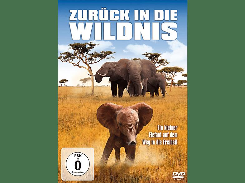 Zurück in die Wildnis - Ein kleiner Elefant auf dem Weg in die Freiheit [DVD]