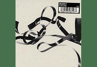 The Objekt - Flatland  - (CD)