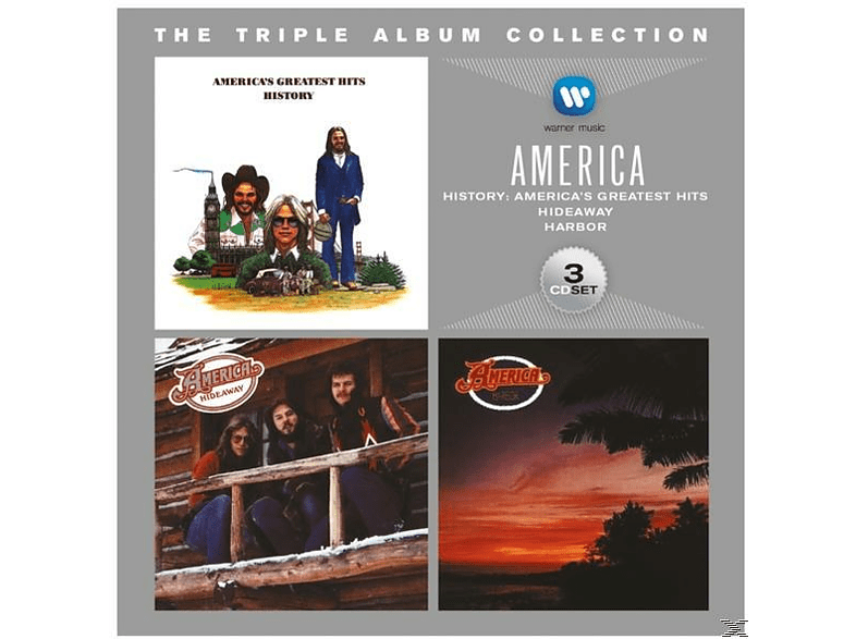 America - The Triple Album Collection [CD]