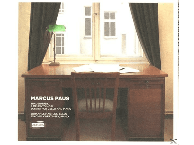 Martens,Johannes/Kwetzinsky,Joachim - Trauermusik [CD]