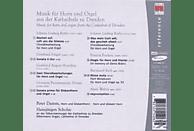 Peter Damm, Damm,Peter/Scholze,Hansjürgen - Musik Für Horn+Orgel [CD]