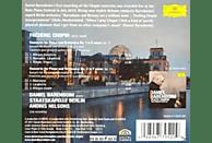 Daniel Barenboim, Staatskapelle Berlin, A. Nelsons, Barenboim,D./Staatskapelle Berlin/Nelsons,A. - Klavierkonzerte [CD]