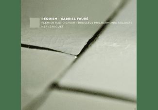 Flemish Radio Choir, Brussels Philharmonic Soloists, Hervé Niquet - Requiem  - (CD)
