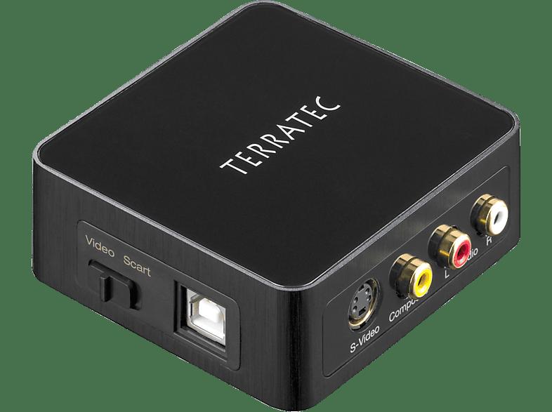 TERRATEC 10636 G3 Videograbber, Schwarz