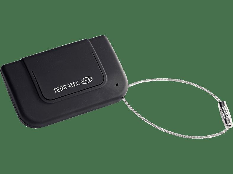 TERRATEC Protect Mobile Diebstahlschutz für ihr Mobiltelefon Schwarz