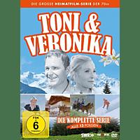 Toni & Veronika-Die Komplette Heimatfilm-Serie [DVD]