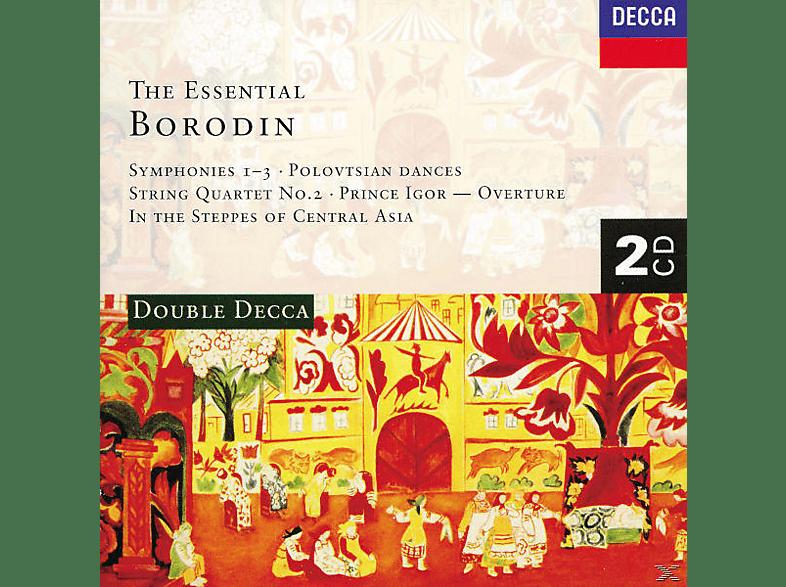 VARIOUS - The Essential Borodin [CD]