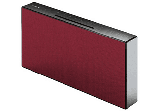 SONY CMT-X3CD Kompaktanlage (Rot)