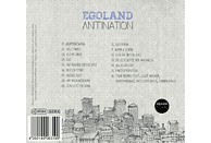 Egoland - Antination [CD]