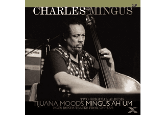 Charles Mingus - Tijuana Moods/Mingus Ah Um  - (Vinyl)