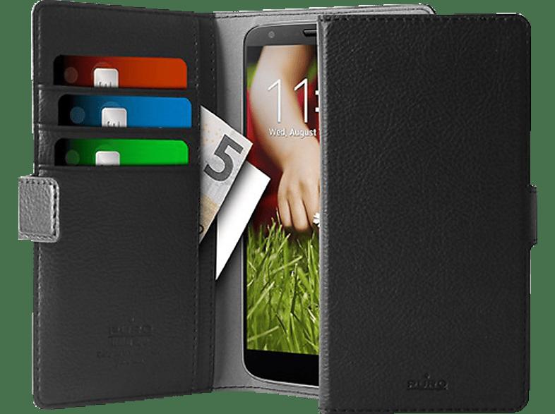 PU-121050 Booklet Case Universal Wallet 360°  Universal  Schwarz