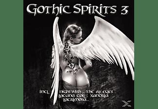 VARIOUS - Gothic Spirits 3  - (CD)