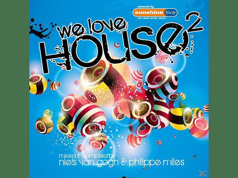 VARIOUS - We Love House Ii [CD]