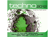 VARIOUS - Techno 2012 [CD]
