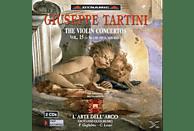 Giuseppe Tartini - Sämtliche Violinkonzerte Vol.15 [CD]