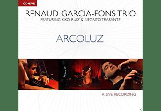 Renaud Garcia - Fons Trio - Arcoluz  - (CD + DVD Video)