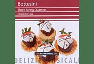 Quartetto Elisa - Drei Streichquartette [CD]