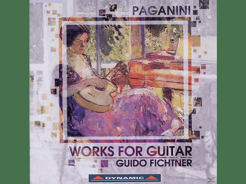 Guido Fichtner - Werke für Gitarre [CD]